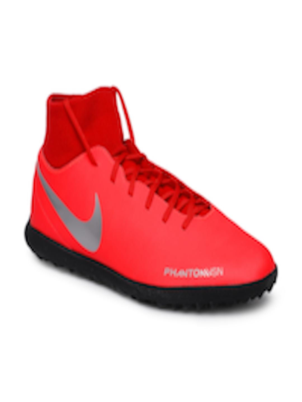 7dfce96b6 Buy Nike Unisex Red Phantom VSN CLUB DF IC Football Shoes - Sports Shoes  for Unisex 8194087