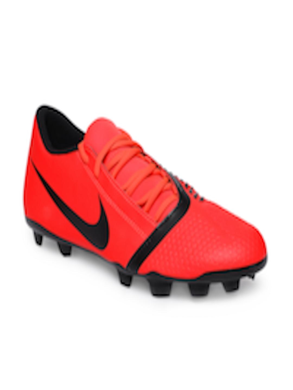 competitive price 0f9a6 0c1a1 Buy Nike Unisex Red PHANTOM VENOM CLUB FG Football Shoes - - Footwear for  Unisex