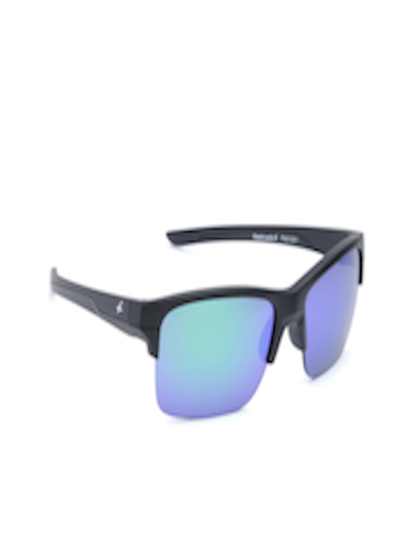 d02fd6007b99 Buy Fastrack Men Mirrored Browline Sunglasses P421GR1 - Sunglasses for Men  8456907