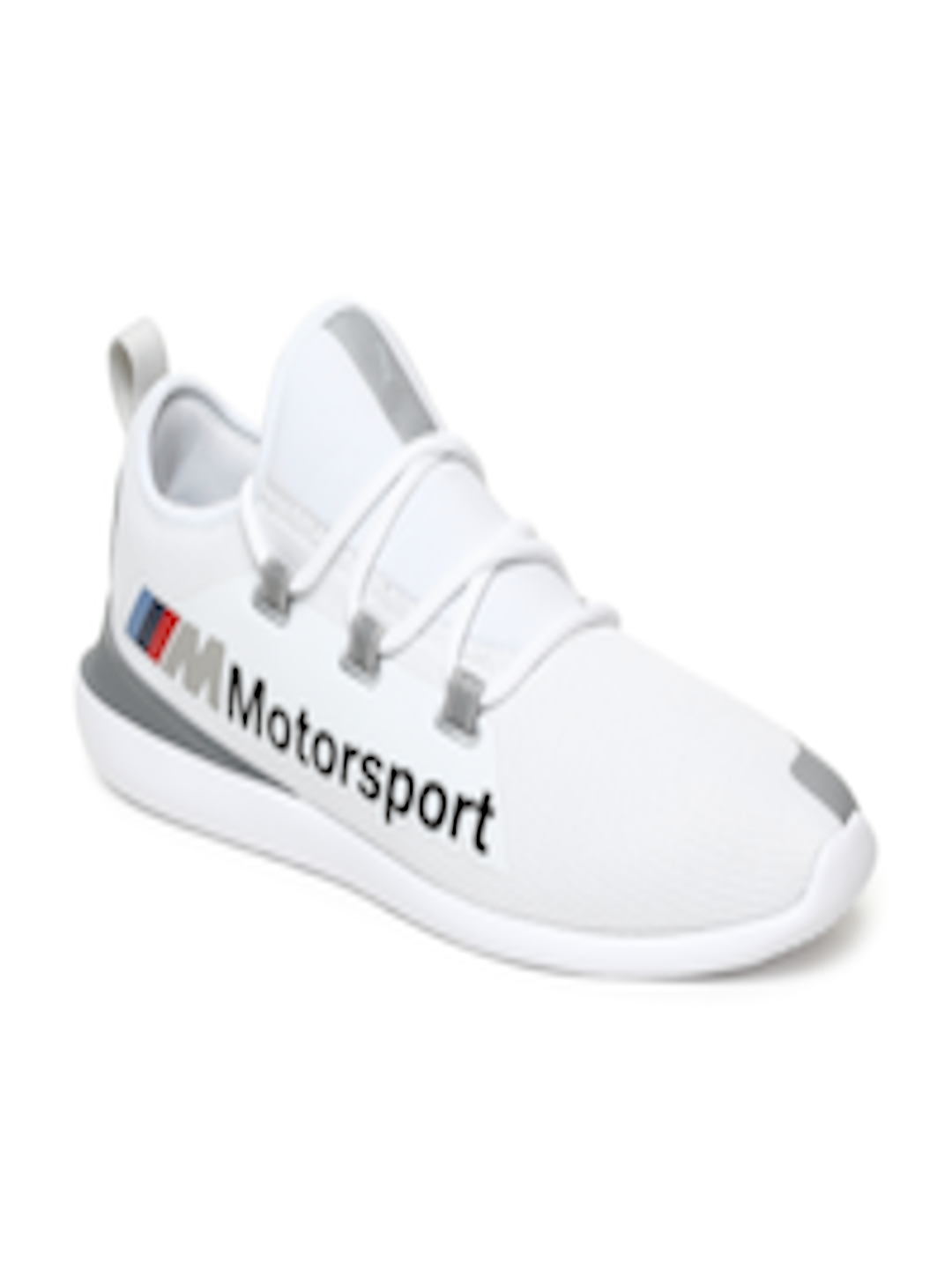 Buy Puma Men White BMW MMS Evo Cat Racer Sneakers - Casual Shoes for Men  8468005  a61a1af54
