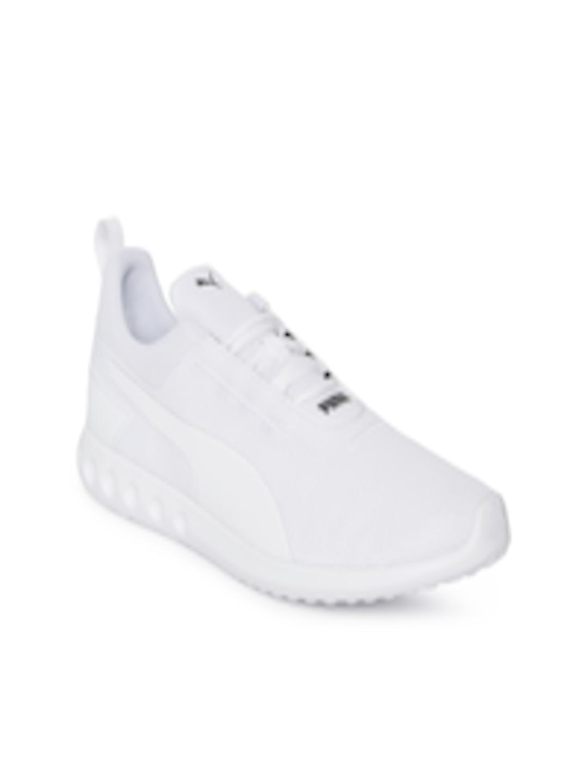 57d4dd125f Buy Puma Men White Carson 2 Concave Training Shoes - - Footwear for Men