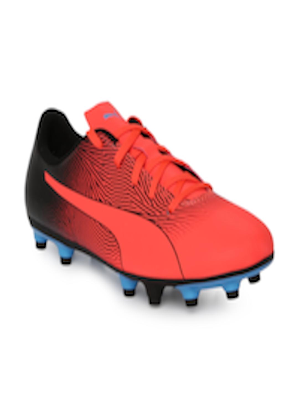 240fcc92e3e Buy Puma Kids Red Spirit II FG Jr Football Shoes - Sports Shoes for Unisex  8476843