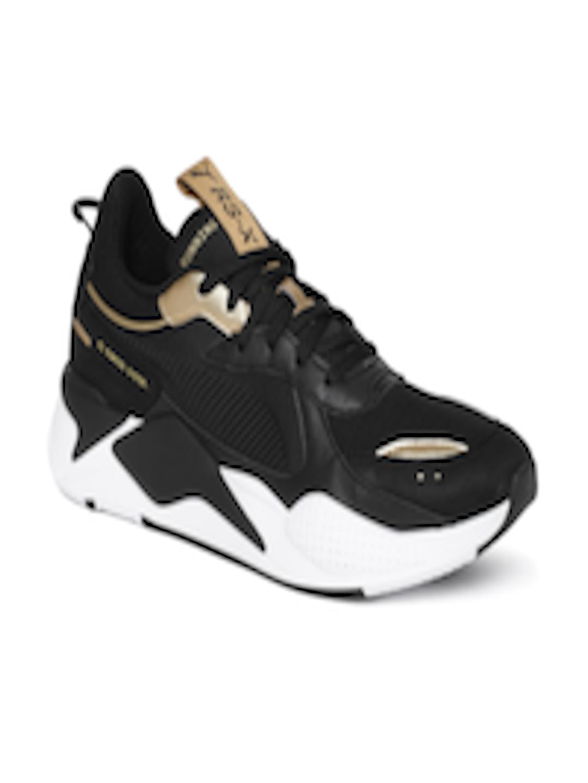 Florecer módulo Mejorar  Buy Puma Unisex Black RS X Trophy Sneakers - Casual Shoes for ...