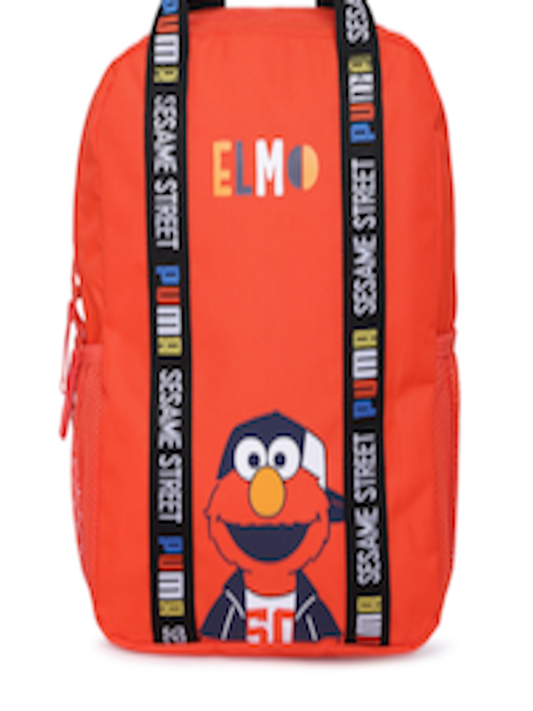 Buy Puma Unisex Red Graphic Sesame Street Backpack - - Accessories for  Unisex