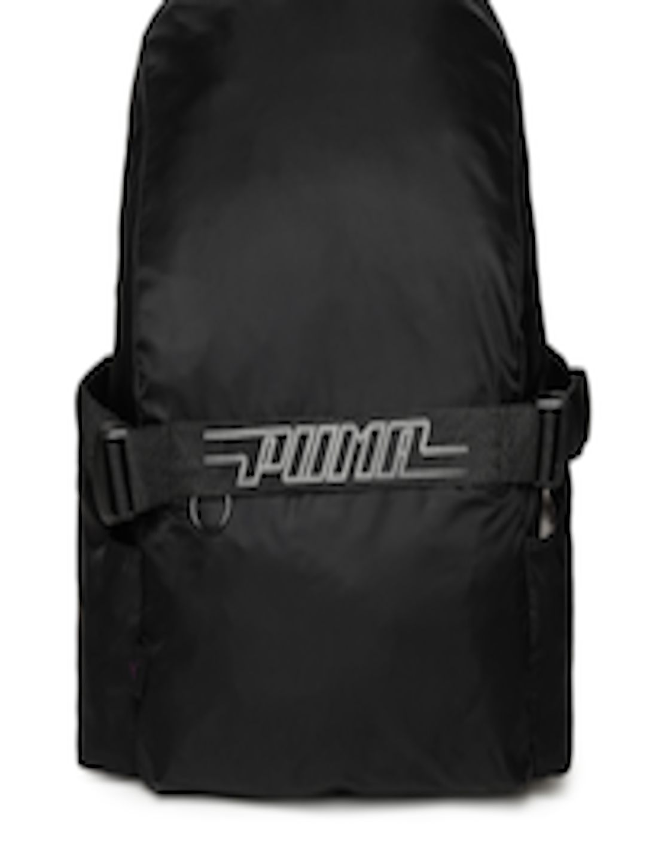 ca11a3b3be30 Buy Puma Women Black Solid Cosmic Laptop Backpack - Backpacks for Women  8592655 | Myntra