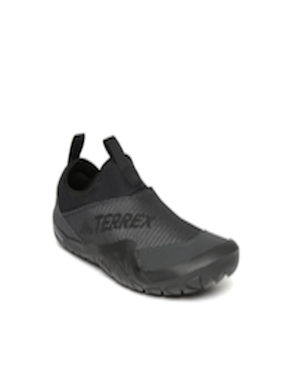 f4a9661fb1e Buy ADIDAS Unisex Black Terrex Climacool Jawpaw II Outdoor Slip Ons - -  Footwear for Unisex
