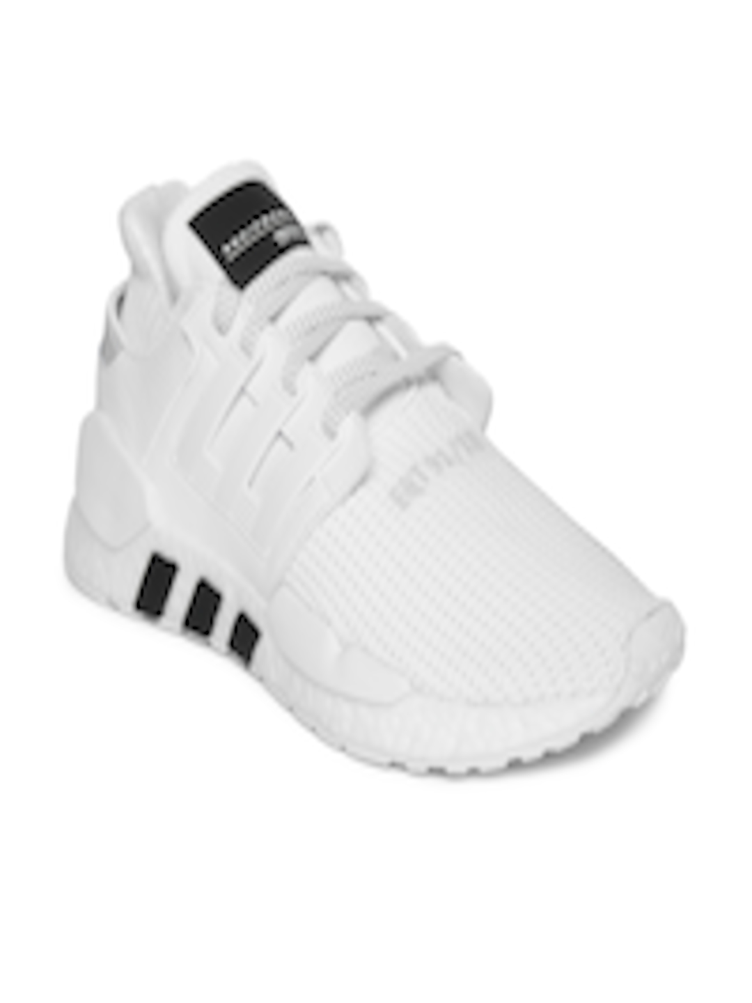 lowest price 11e62 7c8b0 Buy ADIDAS Originals Men White EQT Support 91/18 Sneakers - - Footwear for  Men