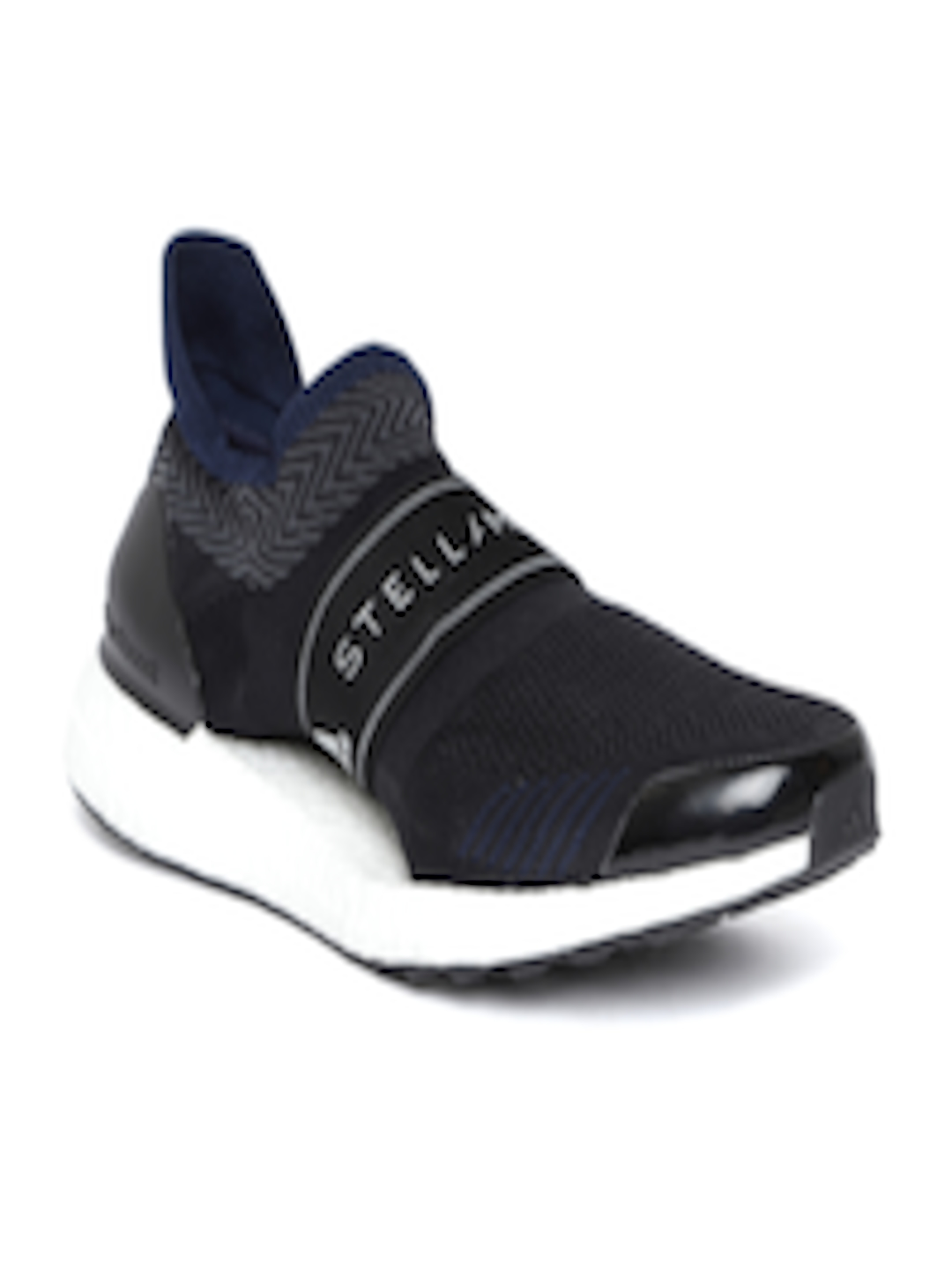 sports shoes fbbe7 77719 Buy ADIDAS Stella McCartney Women Black Ultraboost X 3.D. S. Running Shoes  - Sports Shoes for Women 8618437   Myntra