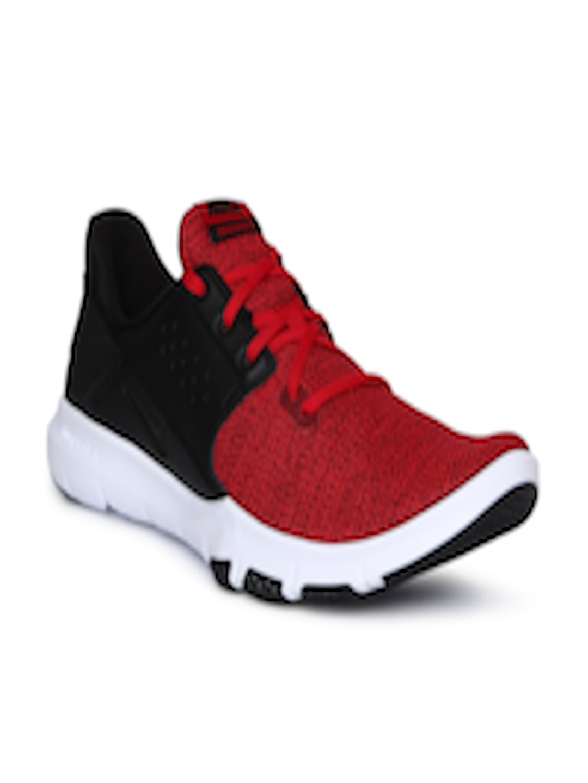 ff7f8cc9b6d55 Buy Nike Men Red   Black FLEX CONTROL TR3 Training Shoes - Sports Shoes for  Men 9082697