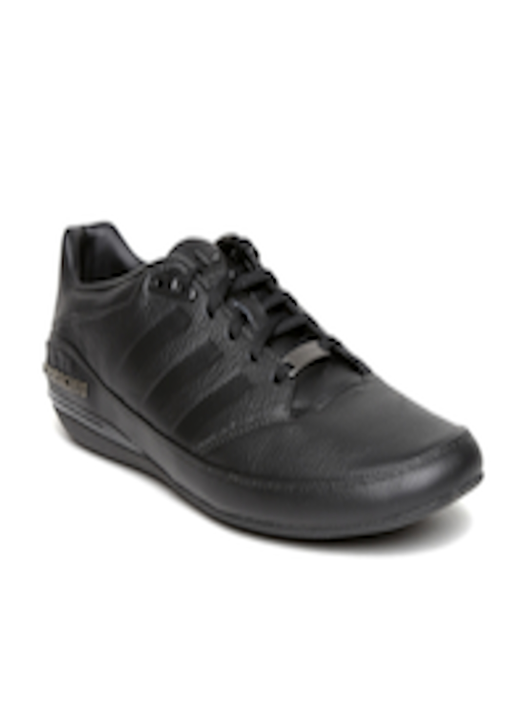 save off 76e65 d8bcd Buy Porsche Design By ADIDAS Originals Men Black Leather Casual Shoes -  Casual Shoes for Men 979952   Myntra