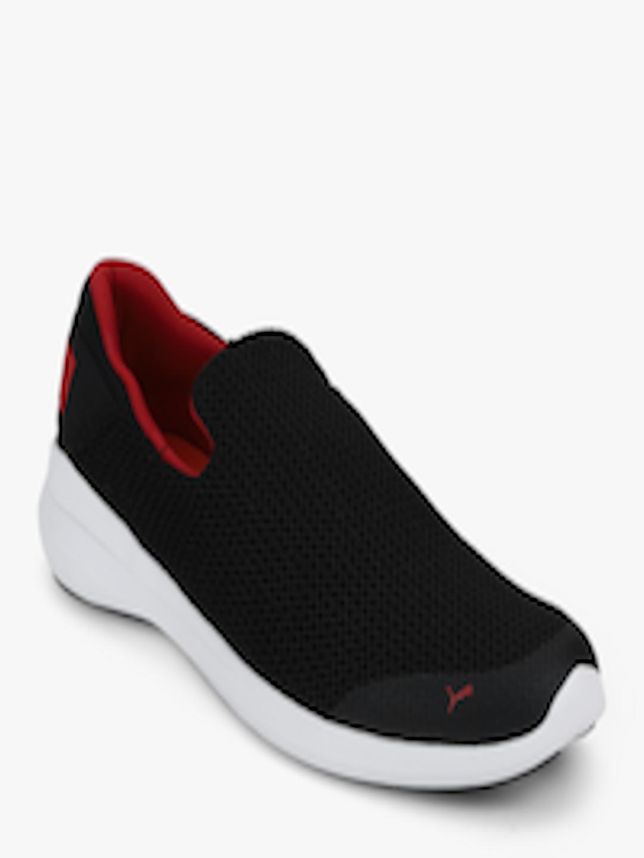 Buy Stride Evo Slip On Idp Black Sneakers - Casual Shoes for Men 8160399  69ca8e5d4