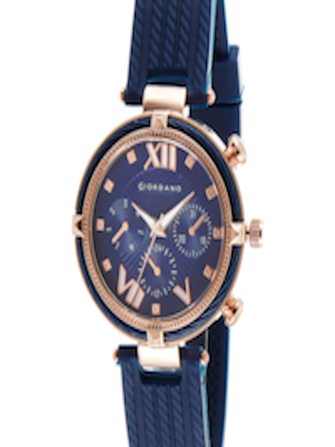 80dadf33bcf5d Buy GIORDANO Women Navy Blue Analogue Watch C2121 03 - Watches for Women  8384887 | Myntra