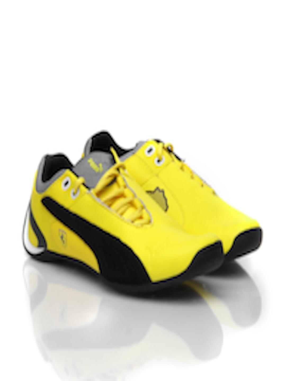 White Tennis Shoes Puma