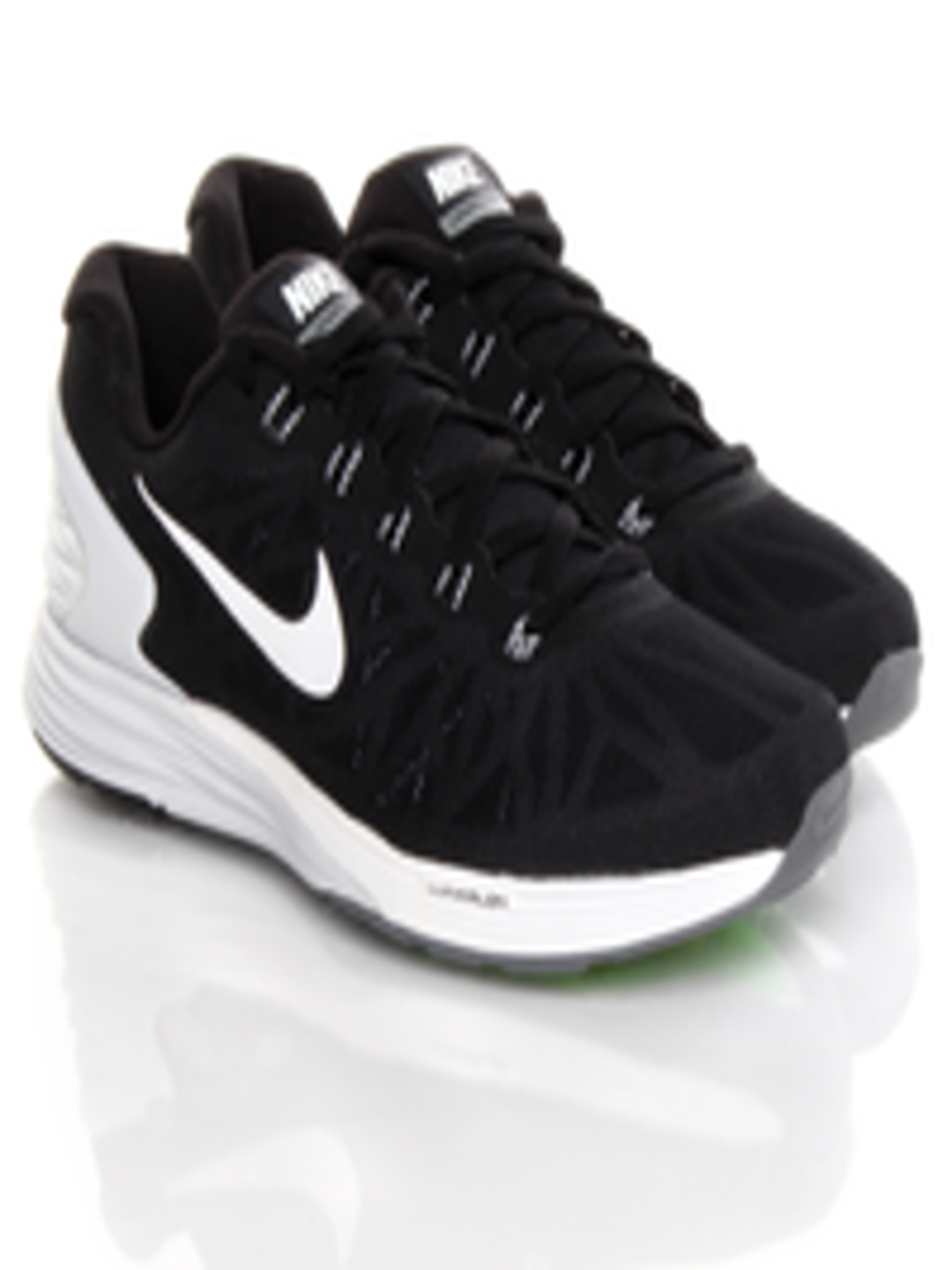 011d6d871da9d Buy Nike Men Black Lunarglide 6 Running Shoes - Sports Shoes for Men 354900