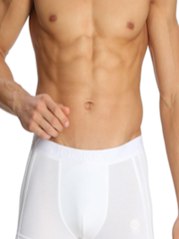 Buy Jockey International Collection White Ultra Soft Trunks IC25 -  - Apparel for Men