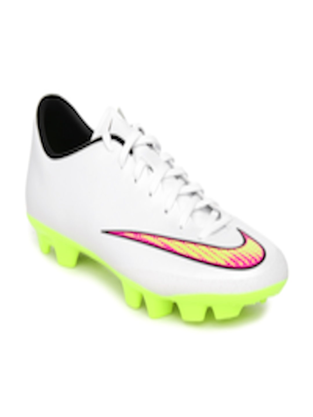 81731831b0c ... 50% off buy nike men white mercurial victory v hg v football shoes  sports shoes