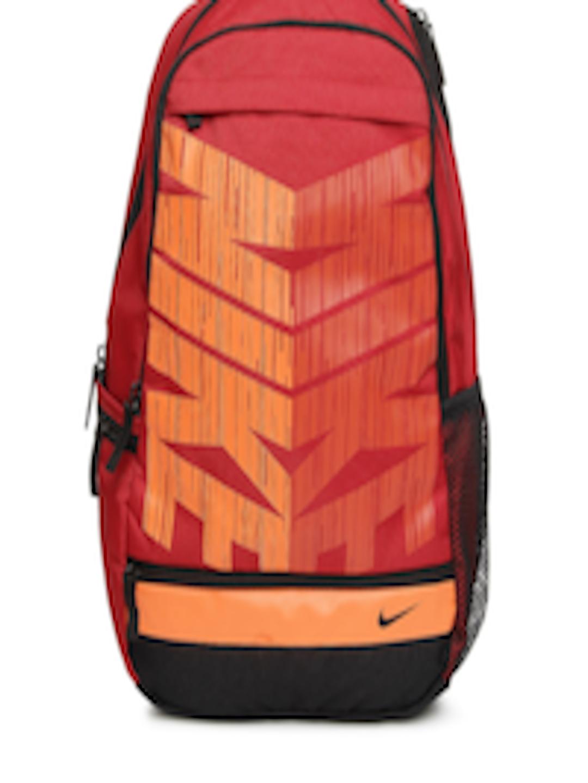 Buy Nike Unisex Red Classic Line Backpack - Backpacks for Unisex 654419  d4e94c924c14e