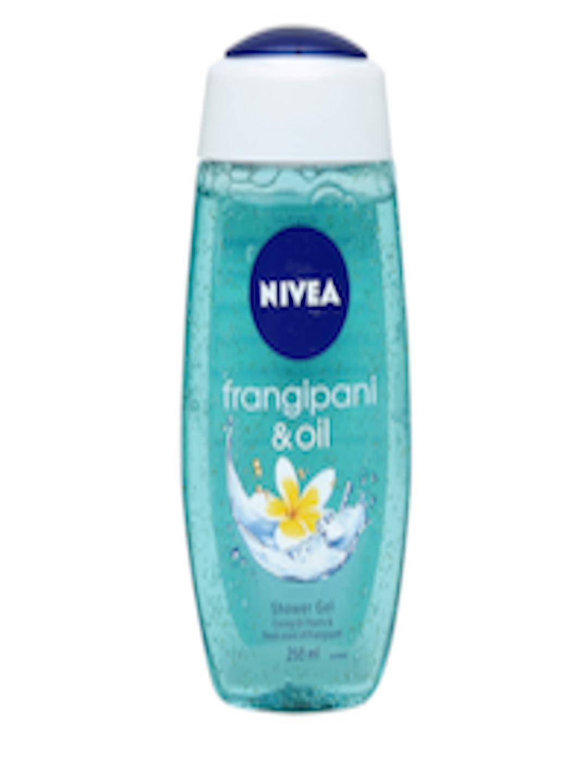 Buy Nivea Frangipani Amp Oil Shower Gel Body Wash And