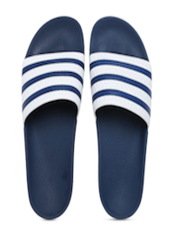 b4cd1e4a0 Buy ADIDAS Originals Men Navy Adilette Flip Flops - Flip Flops for ...