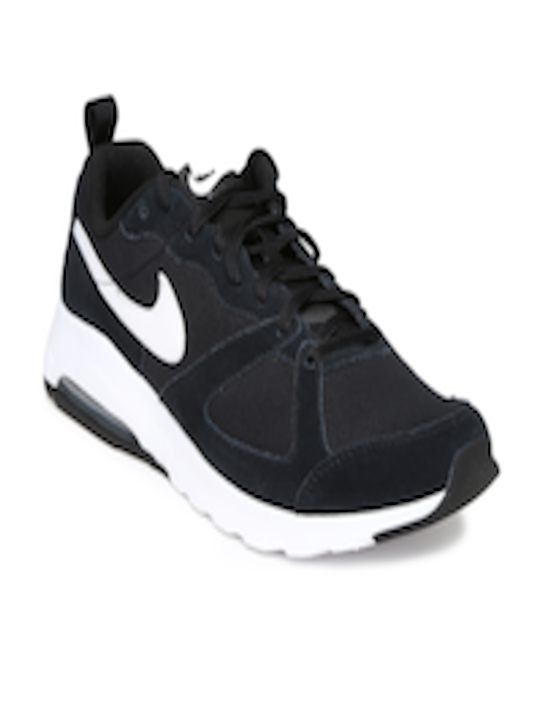 cdce86e88368 Buy Nike Men Black Air Max Muse Leather Casual Shoes - Casual Shoes for Men  857276