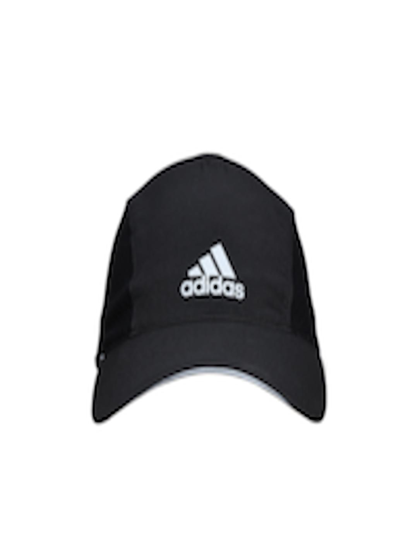 Buy ADIDAS Unisex Black Run CLMCO Cap - Caps for Unisex 938068  10ebcc36b9b