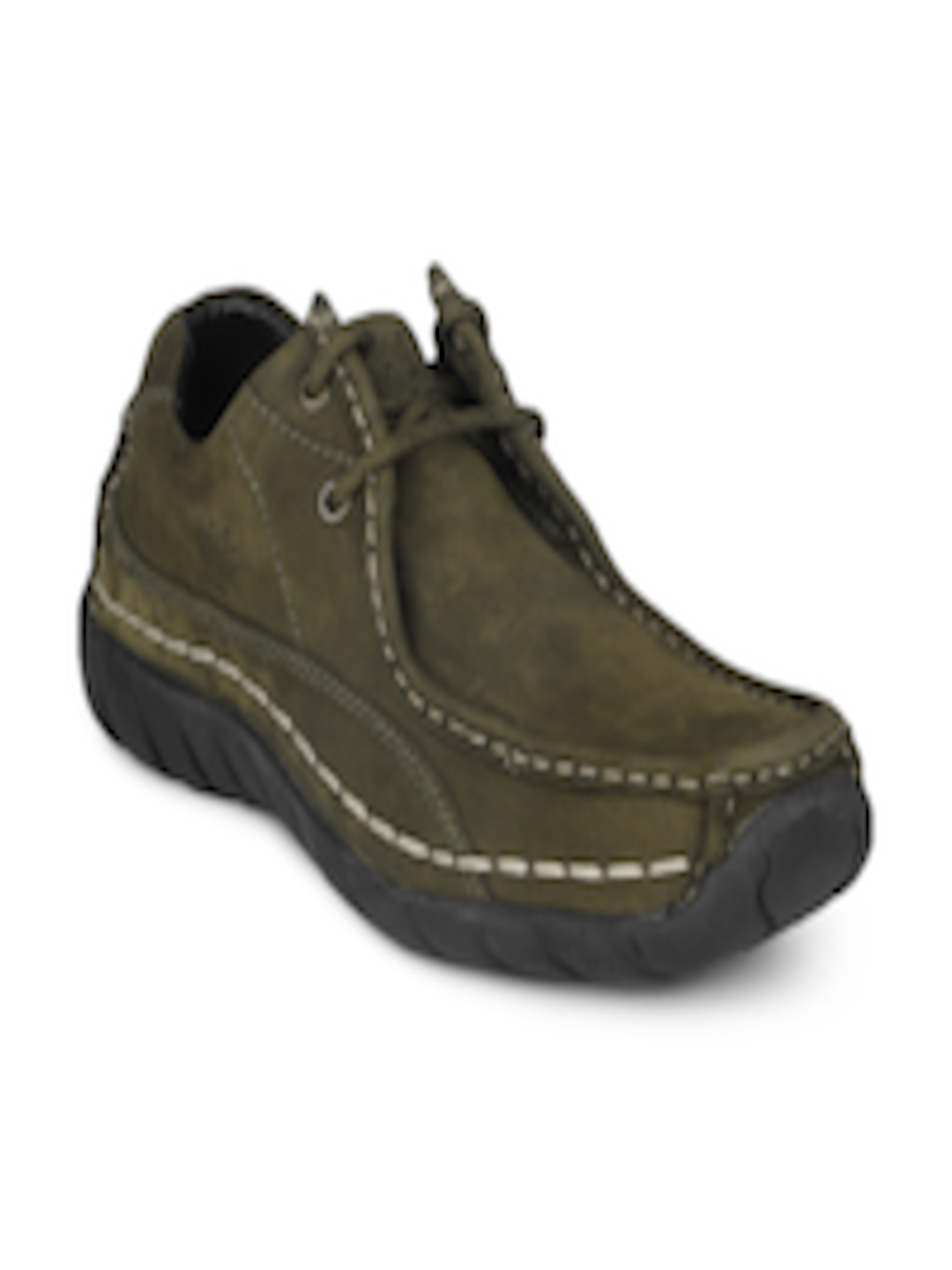 Buy Woodland Men Olive Green Shoes Casual Shoes For Men
