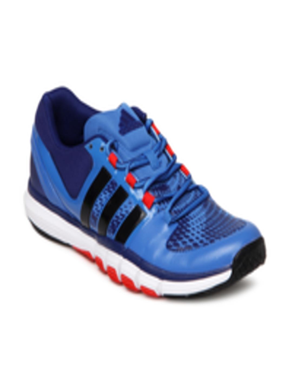 Buy Adidas Men Blue Cq 270 Trainer Sports Shoes Sports