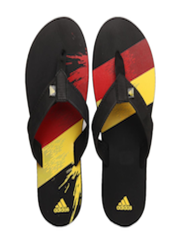 c7fe23ecc72f1 Buy ADIDAS Men Black Chesil Flip Flops - Flip Flops for Men 235589 ...