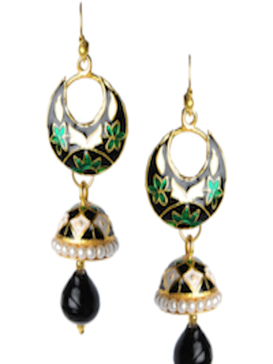 statement earrings heavy jhumka en earring gifts rajasthani