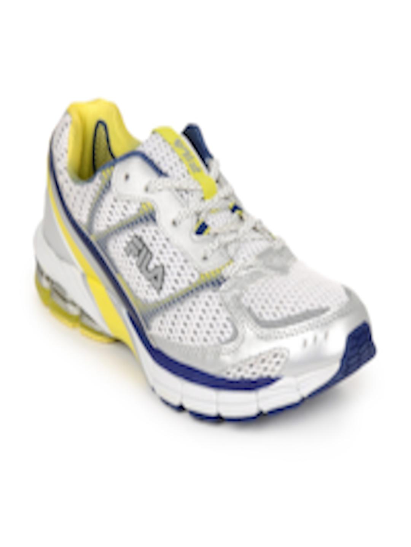 5d56ecfffa50 Buy Fila Men Grey   Blue Fgr Sports Shoes - Sports Shoes for Men ...