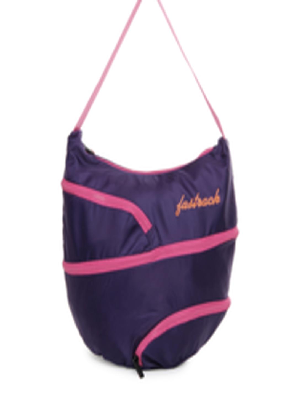 Buy Fastrack Purple Hobo Bag - Handbags for Women 253736 ...