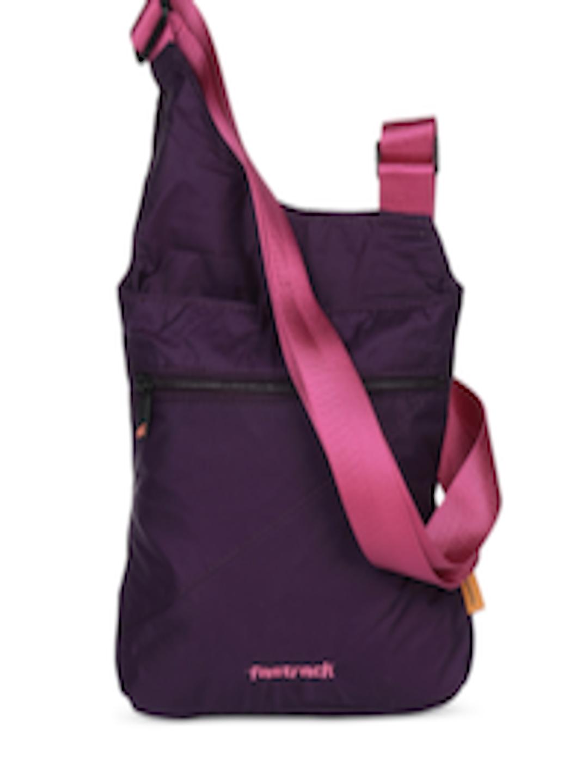 Buy Fastrack Women Purple Sling Bag - Handbags for Women ...