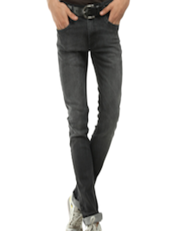 Buy Mossimo Men Black Jeans - Jeans For Men 94624  Myntra-9171