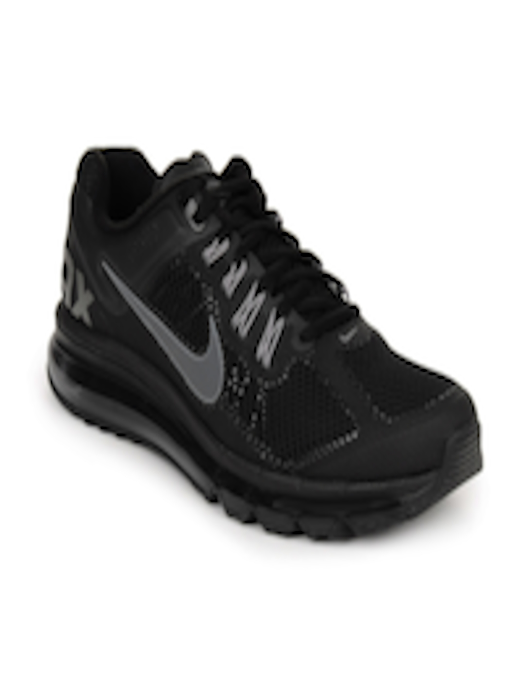 huge discount 7a70c 18567 Buy Nike Men Black Air Max+ 2013 Sports Shoes - Sports Shoes for Men 103890  | Myntra