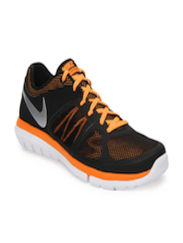 Buy Nike Black Flex 2014 Run Running Sports Shoes Sports