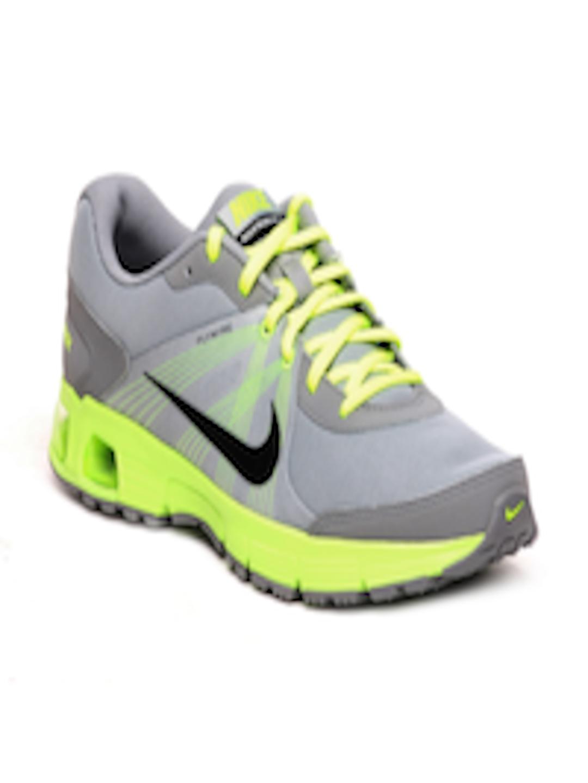 9d8b9851d31c Buy Nike Men Grey Air Max Run Lite 3 Sports Shoes - Sports Shoes for Men ...