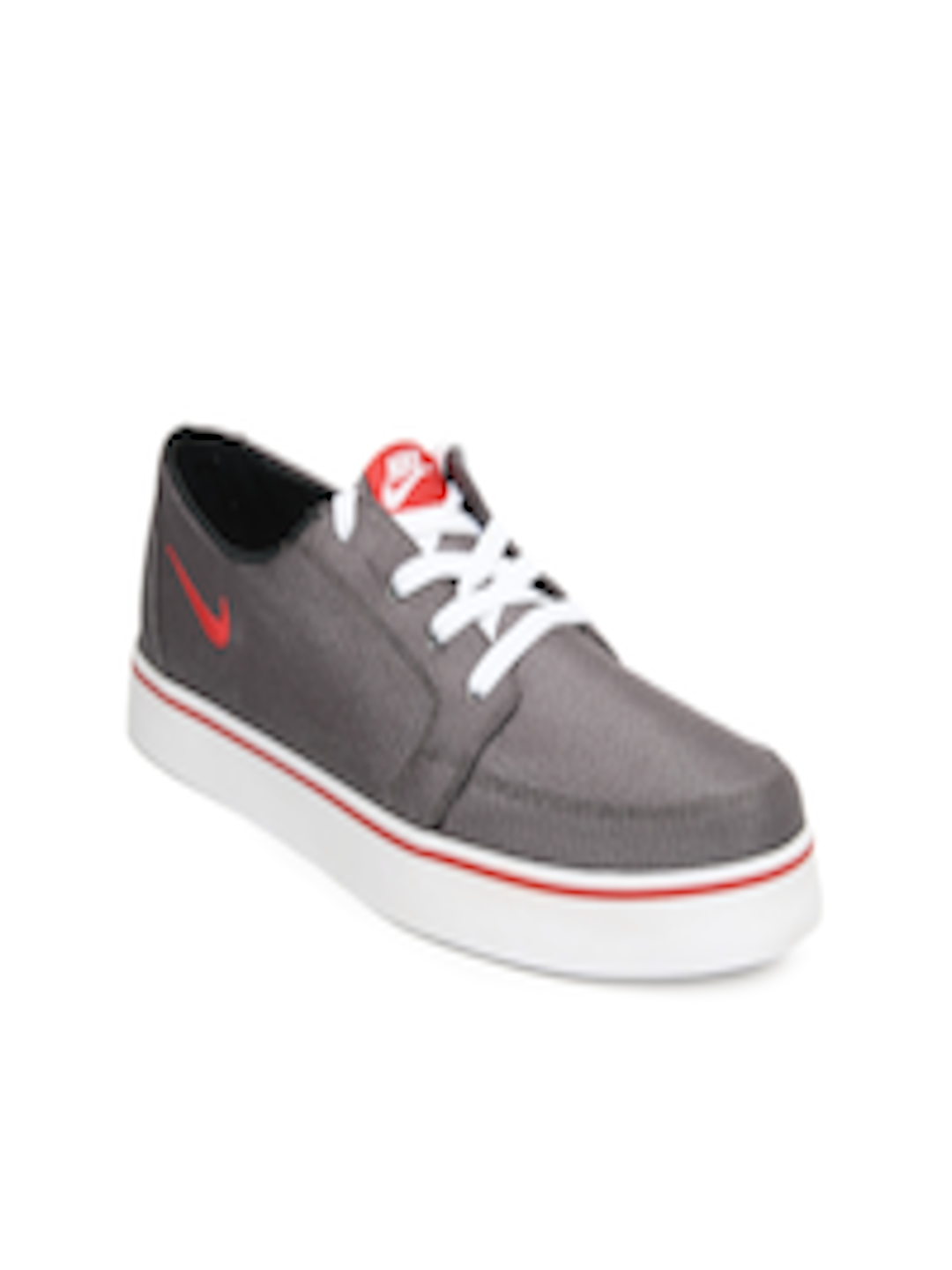 buy nike brown dewired nsw casual shoes casual
