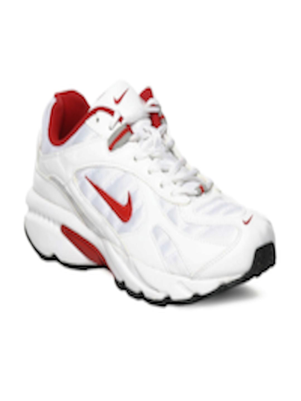4d7275a1a1b570 Buy Nike Men White 2.04 Sports Shoes - Sports Shoes for Men 61052 | Myntra
