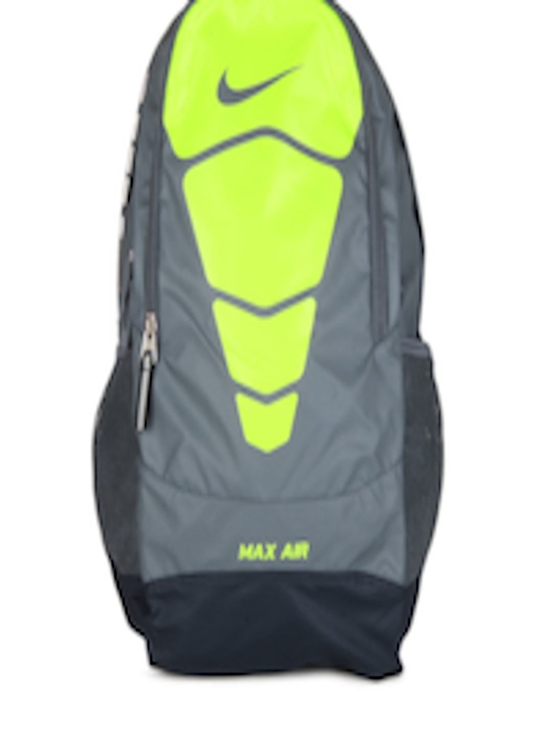 Buy Nike Unisex Grey Vapor Max Air Backpack Backpacks