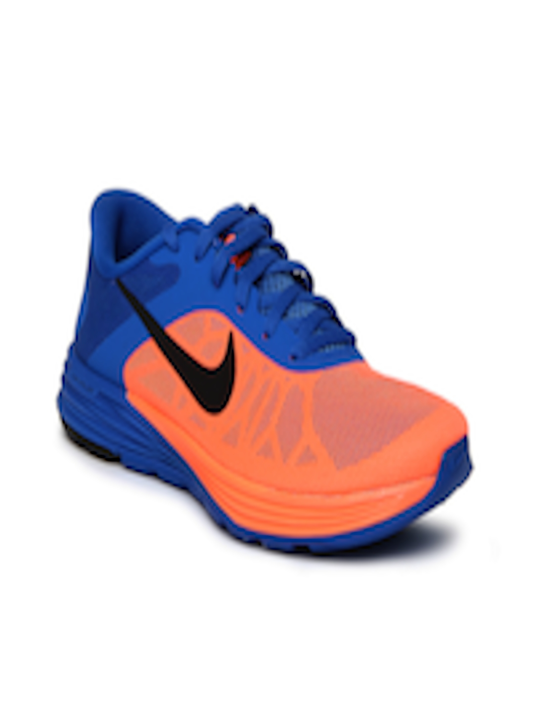 quality design 1a0e4 aabcc Buy Nike Blue Lunarlaunch Running Sports Shoes - Sports Shoes for Women  379471   Myntra