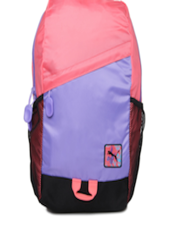 9e15af7122 Buy Puma Girls Purple   Pink Special Backpack - Backpacks for Girls 315080