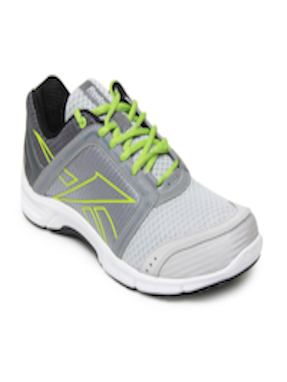 Buy Reebok Men Grey Sport Fury Rs Running Shoes Sports