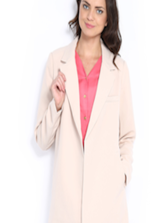 52592d15d0 Buy Vero Moda Women Beige Blazer - - Apparel for Women