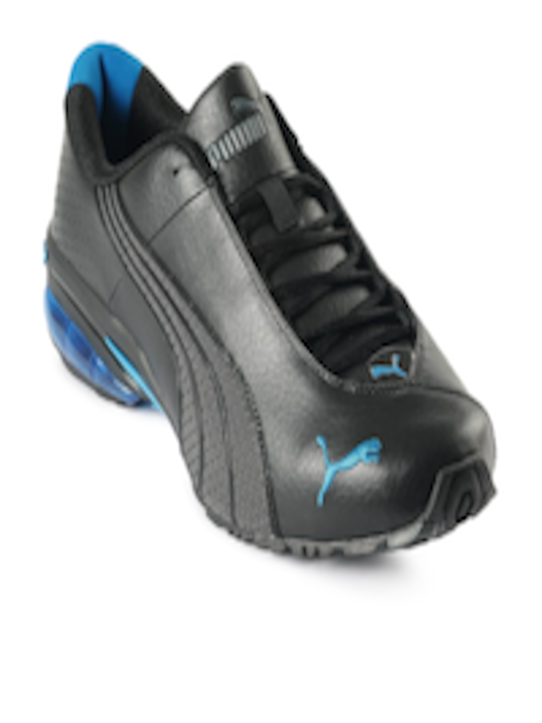 Buy Puma Men Jago Ripstop Black Sports Shoes - Sports Shoes for Men 26596  ee20620abf