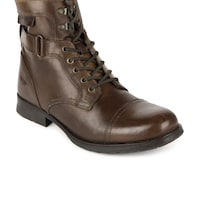 buy red tape men brown leather boots  casual shoes for