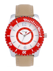 Camerii Men White Dial Watch WM165
