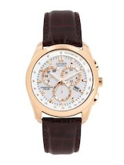 citizen exclusive citizen online store in at myntra citizen men eco drive white dial chronograph watch at1183 07a