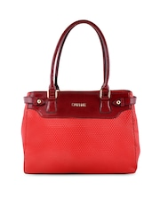 Daphne Red Handbag