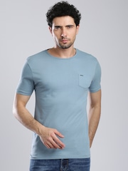 Breakbounce Blue Street Smart Slim T-shirt