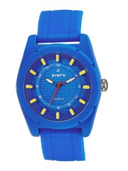 Aveiro Unisex Blue Dial Watch AV74BLU